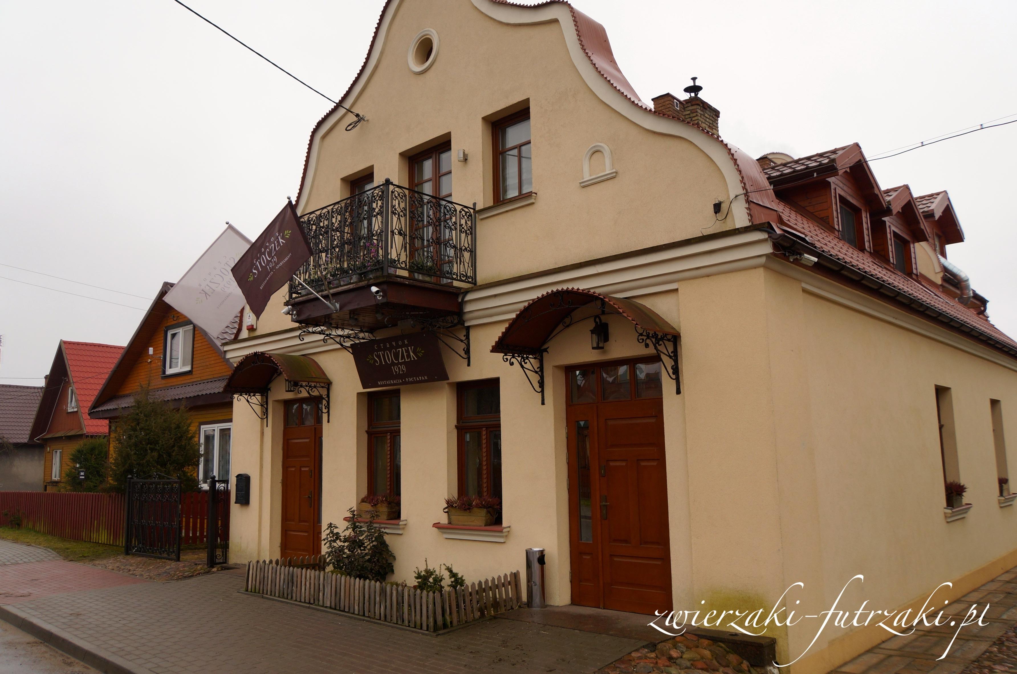 Restauracja Stoczek 1929
